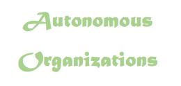 Autonomous Organizations